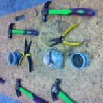 The tools we used