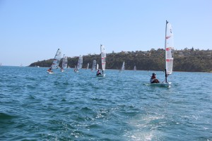 Open Bic State Titles - Safety Beach 2014