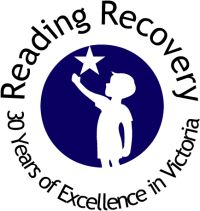 Reading Recovery badge