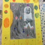 grade 5 mona lisa parody drawing 2015 6