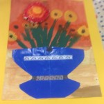 grade 3 van gogh sunflowers painting 14 2015