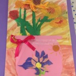 grade 3 van gogh sunflowers painting 20 2015