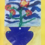 grade 3 van gogh sunflowers painting 30 2015