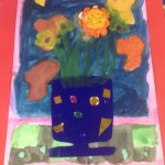 grade 3 van gogh sunflowers painting 49 2015