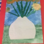 grade 3 van gogh sunflowers painting 50 2015