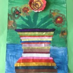 grade 3 van gogh sunflowers painting 51 2015