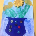 grade 3 van gogh sunflowers painting 56 2015
