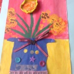 grade 3 van gogh sunflowers painting 61 2015