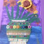 grade 3 van gogh sunflowers painting 66 2015