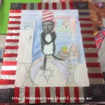 grade 5 mona lisa parody drawing 2015 26