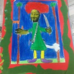 grade 5 mona lisa parody drawing 2015 22